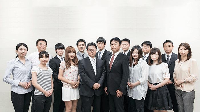 大阪法人設立夢工房集合写真