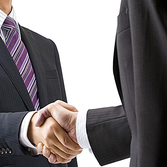 会社設立完了・顧問契約の締結